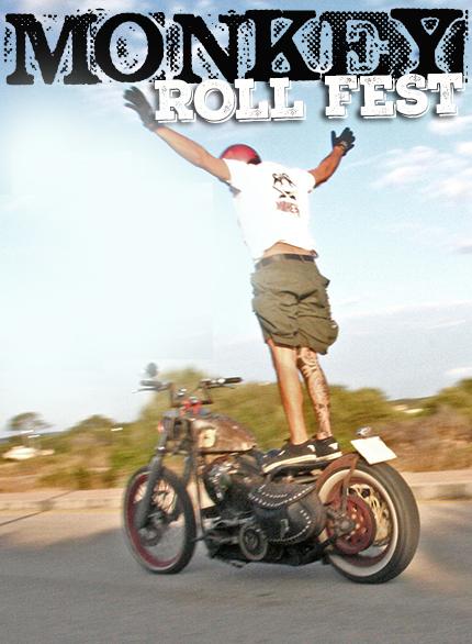 monkey roll fest